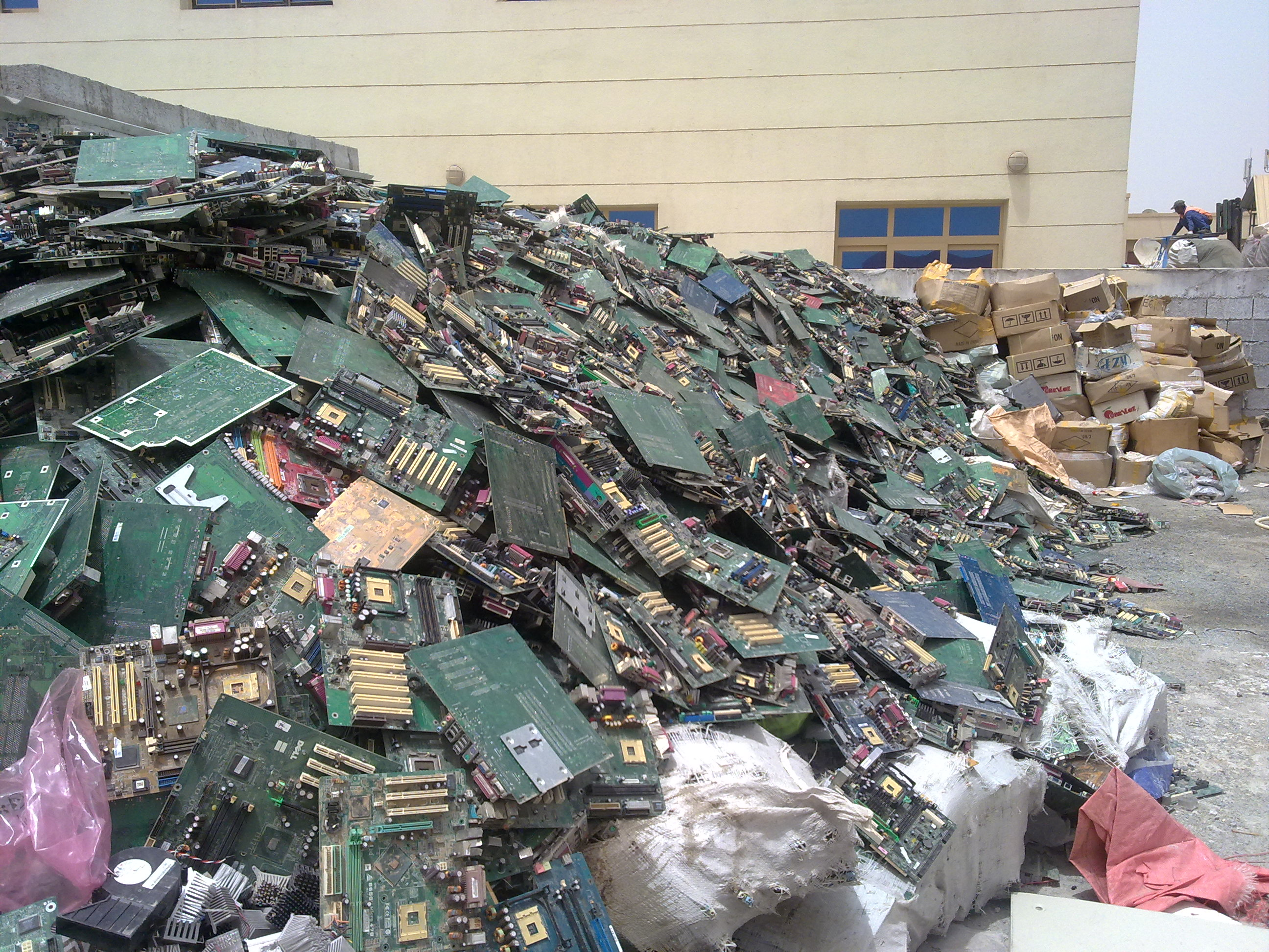 United Arab Emirates Scrapsell Offer Sr451156 Electronic Scrap Pc Circuit Pcb Computer And Telecom Boards Gold Mother