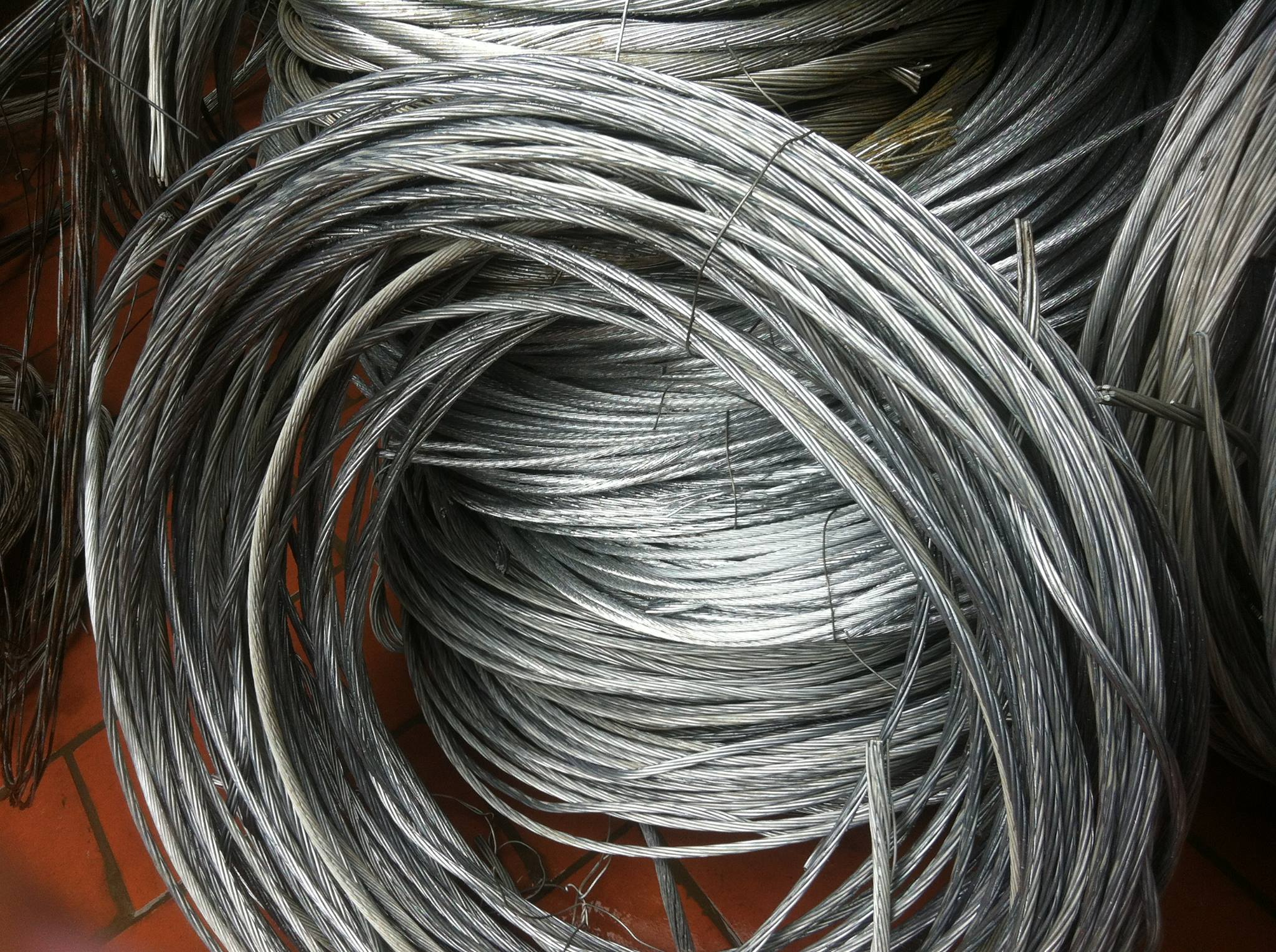 New Pure Aluminum Wire And Cable Scrap Offer | SCRAP REGISTER ...