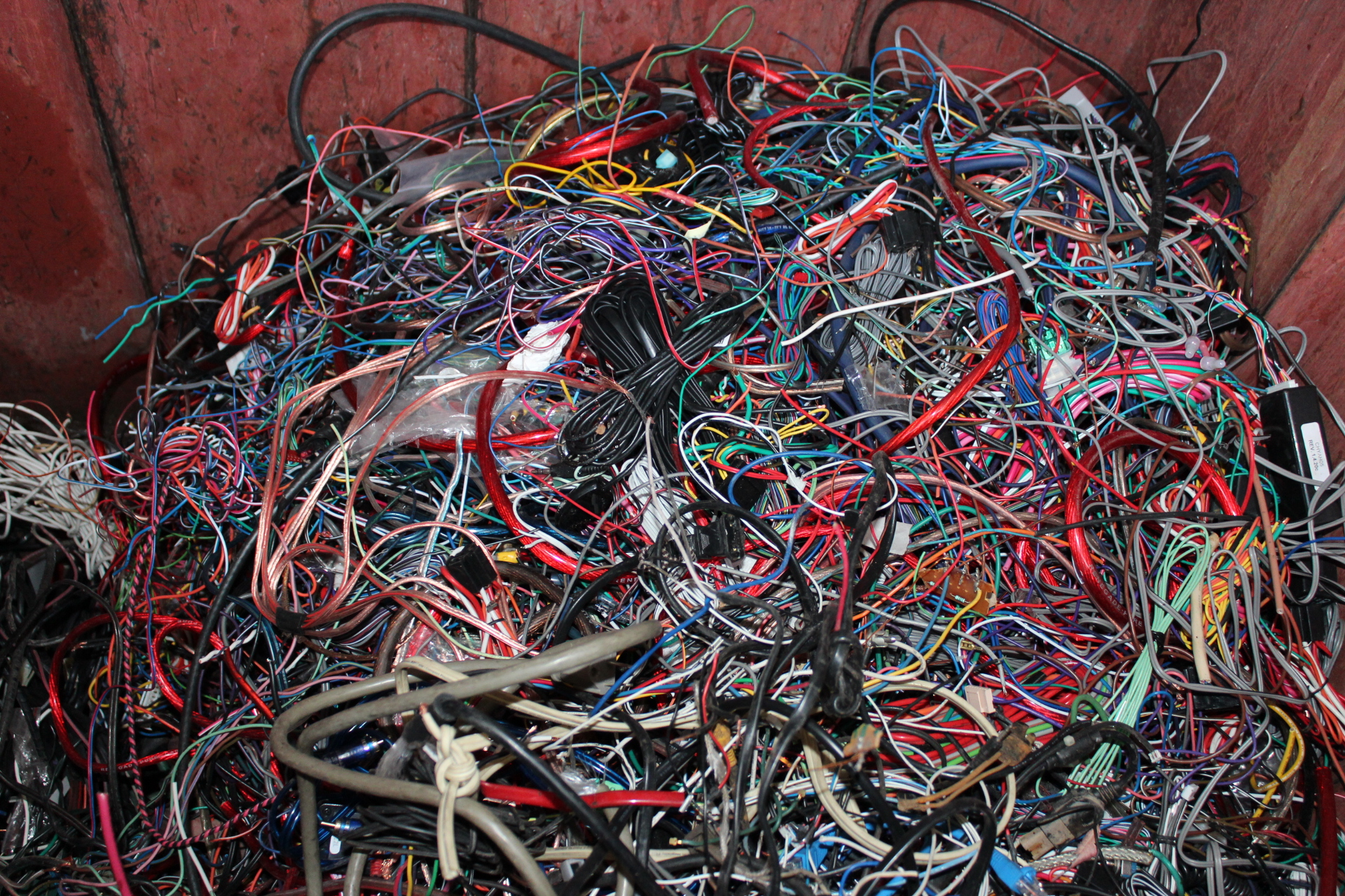 Pakistan Scrapbuy Offer Sr12631492 Copper Insulated Wire Circuit Board Recycling Machine Manufacturer Of Scrap
