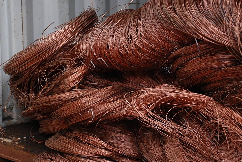 New Mixed Aluminum Wire And Cable Scrap Offer | SCRAP REGISTER ...